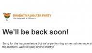 क्यों हैक होने के 11 दिन बाद भी ऑनलाइन नहीं हो पायी बीजेपी की वेबसाइट ?