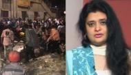मुंबई पुल हादसे पर BJP की महिला नेता का शर्मनाक बयान, पैदल चलने वालों को ठहराया दोषी