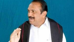 Lok Sabha Elections 2019: DMK's ally MDMK names Former MP Ganeshamurthi as candidate for Erode