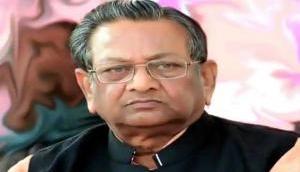 Lok Sabha Election 2019: BJP MP Shyam Charan Gupta joins Samajwadi Party; to contest from Banda