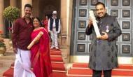 Padma Awards 2019: Prabhu Deva, Shankar Mahadevan, Manoj Bajpai among others conferred with   nation's prestigious award