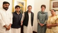 Congress ties up with Apna Dal, to contest on two seats in UP