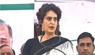 Yogi government's performance report card 'fake': Priyanka Gandhi