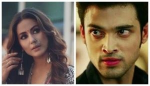 Kasautii Zindagii Kay 2: Parth Samthaan gives a shocking reason why Hina Khan aka Komolika was missing from his birthday party!