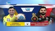 CSK vs RCB Team Preview: Predicted playing XI for Dream 11 fantasy league