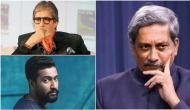 Manohar Parrikar Death: Amitabh Bachchan, Vicky Kaushal, Akshay Kumar and others condol Goa CM's demise
