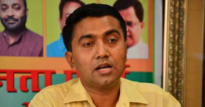 Goa CM Pramod Sawant: Will consider BJP's request to shut off-shore casinos
