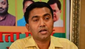 Goa CM Pramod Sawant drops 4 ministers from cabinet