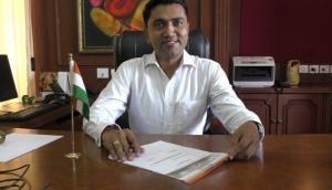 Pramod Sawant sworn in as new Goa CM, along with 2 deputies