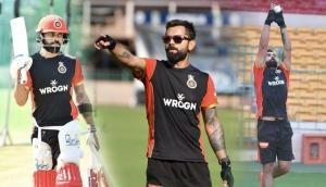 IPL 2019: Virat Kohli feels great after returning to Bangalore with RCB; see pics