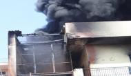 दिल्ली के केमिकल फैक्ट्री में लगी आग, मौके पर दमकल की 15 गाड़ियां