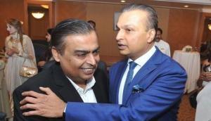 'Deeply Touched': Mukesh Ambani bails out Anil Ambani from Ericsson debt