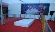 पर्रिकर की अंतिम विदाई होगी राजकीय सम्मान के साथ, PM मोदी समेत कई नेता होंगे शामिल