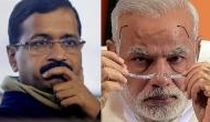 Arvind Kejriwal poses three questions to PM Modi in his rally at Ramlila Maidan