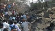 होलिका दहन के दिन पसरा मातम, 4 मंजिला इमारत गिरने से 7 की मौत, फंसे 60 लोगों को निकाला