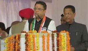 Congress might field Manish Khanduri from Pauri Grahwal, seat presently held by BC Khanduri