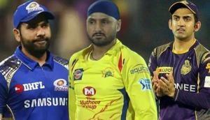 Rohit Sharma and Gautam Gambhir hold this shameful IPL record, Harbhajan Singh on top