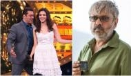 Salman Khan and Alia Bhatt character details leaked from Sanjay Leela Bhansali's film Inshallah!