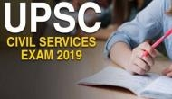 UPSC Civil Services Main Exam 2019: Here's the official CSE Main exam date; check complete schedule