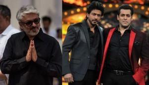 Shah Rukh Khan will not be a part of Sanjay Leela Bhansali-Salman Khan's film!