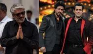 Shah Rukh Khan to replace Salman Khan in Bhansali's Inshallah?
