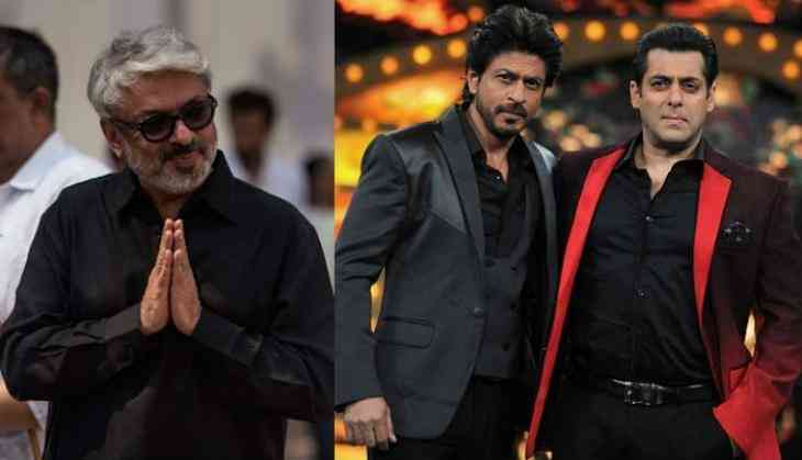 Will Shah Rukh Khan replace Salman Khan in Sanjay Leela Bhansali's Inshallah?