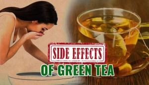Beware! Overconsumption of green tea is dangerous for health; check out some must know side effects