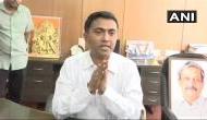 Pramod Sawant takes charge as Goa CM, floor test tomorrow