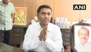 Nation proud of ISRO scientists: Goa CM Pramod Sawant