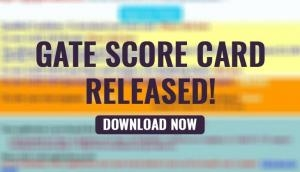 GATE Score Card released! IIT Madras uploaded the score card on official website; here's how to download