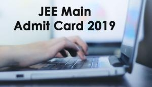 JEE Main April 2019 Admit Card Released at jeemain.nic.in.; here how to download hall ticket