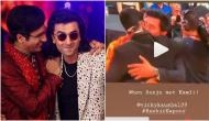 Zee Cine Awards 2019: The way Vicky Kaushal hugs Ranbir Kapoor it proves they are like 'Sanju' and 'Kamli' in real-life; see video