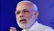 PM Modi makes brief stopover at Raipur airport on his way to Odisha