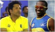 Sachin Tendulkar has this special message for CSK player Dwayne Bravo; watch video