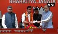 Gautam Gambhir joins BJP in presence of Arun Jaitley & Ravi Shankar Prasad