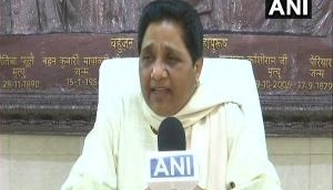 Mayawati hails revocation of special status to Jammu and Kashmir