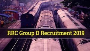 RRC Group D New Notification 2019: Railways introduces these big changes to 1 lakh vacancies exam; check now