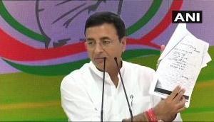 Congress dares BJP to order Lokpal investigation in 'Yeddyurappa diaries,' BJP hits back