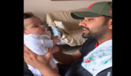 Watch: Ranveer Singh reacts to Rohit Sharma's 'Gully Boy' rap for daughter Samaira