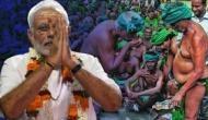 मोदी के खिलाफ वाराणसी ने चुनाव लड़ेंगे तमिलनाडु के 111 किसान