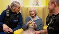 104 साल की बुजुर्ग महिला को पुलिस ने किया गिरफ्तार, जानिए किस गुनाह की मिली सजा