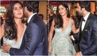 Ranbir Kapoor hug it out with ex-Katrina Kaif in front of Girlfriend Alia Bhatt; see pics