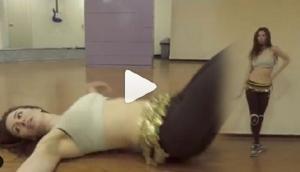 अरबाज खान की कथित गर्लफ्रेंड जॉर्जिया एंड्रियानी ने दिखाए लटके-झटके, वीडियो हुआ वायरल