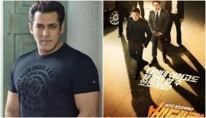 Salman Khan confirms to do Korean film Veteran's remake after Bharat, Inshallah and Dabangg 3