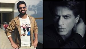 When Uri actor Vicky Kaushal got ashamed in Shah Rukh Khan's party