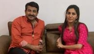 Sapna Choudhary in BJP? Photo of Haryanvi dancer with Manoj Tiwari surface, day after she denied joining Congress
