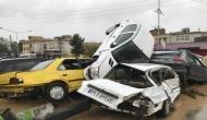 ईरान में बाढ़ ने मचाई तबाही, 19 लोगों की मौत 90 से ज्यादा घायल