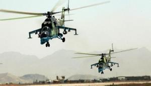 अमेरिका ने अफगानिस्तान में की एयर स्ट्राइक, 10 बच्चों सहित 13 लोगों की मौत