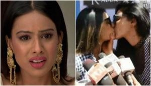 What Nia Sharma and Ishqbaaaz actress Reyhna Malhotra said about their liplock video will shock you!