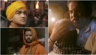 Modi - Journey Of A Common Man Trailer out; Ashish Sharma, Faizal Khan played young Modi
